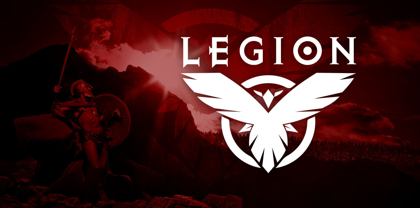 This is Legion!