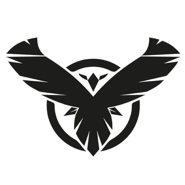 logo dj Legion | Portfolio | de Walserij | on- & offline grafische vormgeving