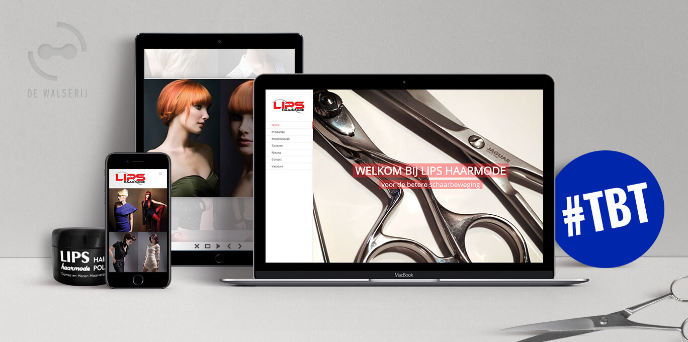 Lips haarmode website